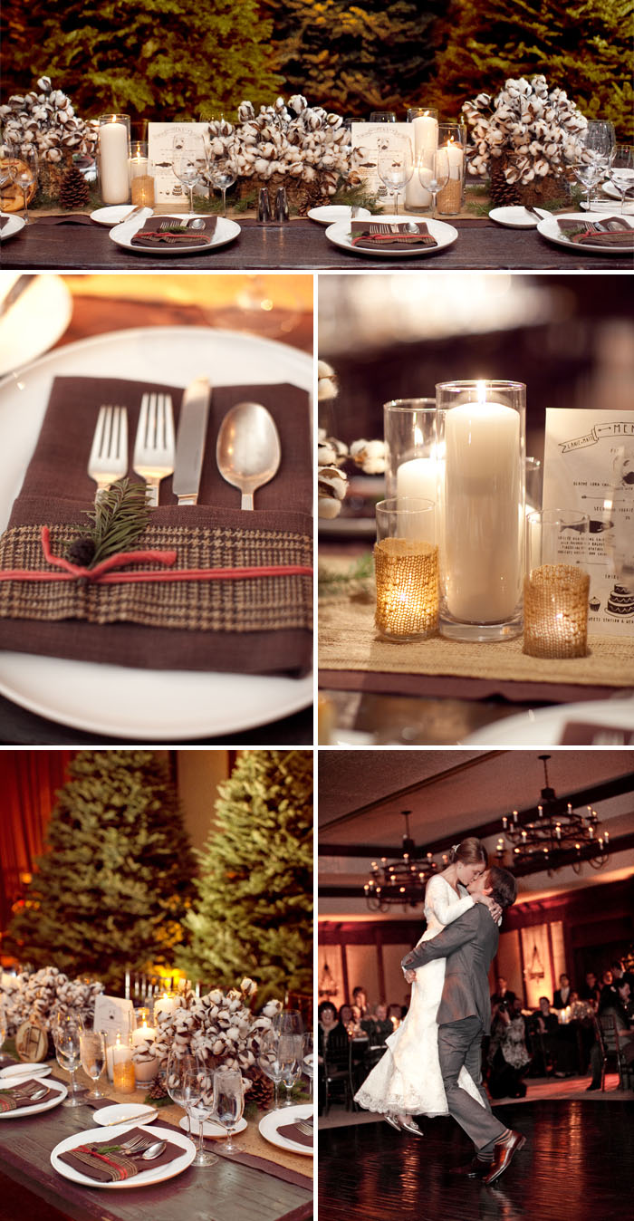 Detalles boda invierno